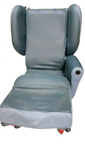 Princess Chair Before Full Upholstery Service & Repairs